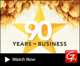 90 Years in Business