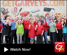 Happy Holidays from Garvey's Office Products