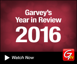 Garvey's Year in Review 2016