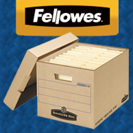 Fellowes Mystic Storage Box