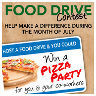 Food Drive Contest