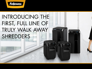Fellowes AutoMax Shredders