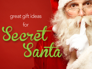 DIY Secret Santa Ideas