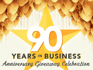 90th Anniversary Contest