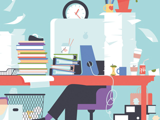 Declutter Your Workspace