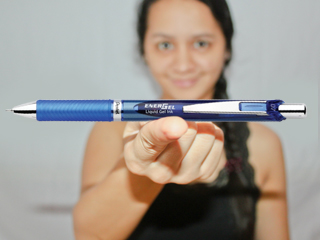 Find Your Inner Pen Balance with EnerGel