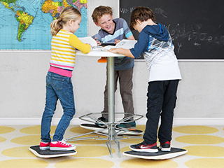 Are Standing Desks the Future of Classrooms?