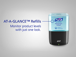 Create a Clean Environment with Purell