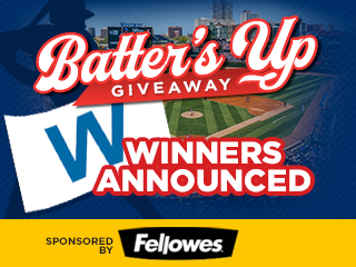 Winners Announced: Cubs Day Experience Raffle