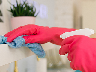 Cleaning Tips from Large Organizations