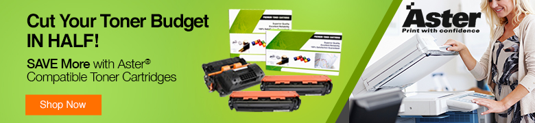 Aster Compatiable Toner Cartridges