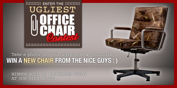 Ugliest Office Chair Contest